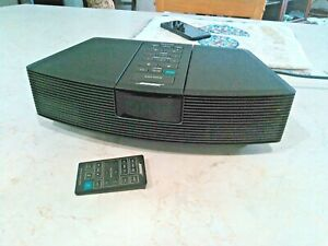 Bose Wave Radio/Remote. #AWR 131.Everything Functions.Display Dim but readable.
