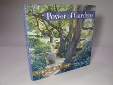 2009 'POWER OF GARDENS' by NANCY GOSLEE POWER SIGNED ! FLOWERS, PLANTS PHOTOS