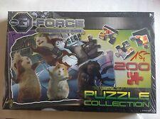 Puzzle Disney G-Force Agenten mit Biss 200 Teile Neu und OVP