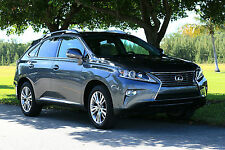 2014 Lexus RX Base Sport Utility 4-Door