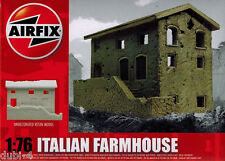 Airfix 75013 Italian Farmhouse Ruin Gebäude Haus Resin Modell für Diorama - 1:76