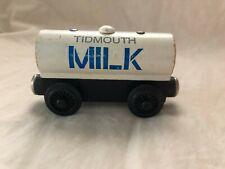 Thomas & Friends Wooden Train TIDMOUTH MILK CAR Flat Magnets & Staples