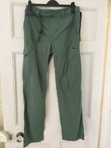 COLUMBIA OMNISHADE MENS TROUSERS SIZE 32