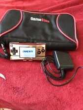 Nintendo Game Boy Micro 20th Anniversary Famicom Console - Red/Gold USA version