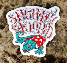 SLIGHTLY STOOPID Party Lizard 2019 Ltd Ed RARE Sticker +FREE Rock Punk Stickers!