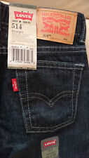 100% AUTHENTIC & BRAND NEW LEVIS 514 Straight Fit Jeans - 6 REG