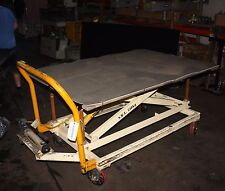 Enerpac hydraulic manual Lifter scissor lift table - 1200x1800 top - 1470 max H