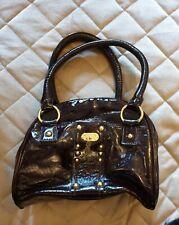 Vintage Butler & Wilson Patent Black Bag ~ Stunning Design