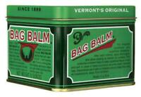 Vermont's Original Bag Balm 8oz Tin Utter Ointment Great For Humans Too