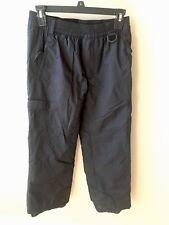 Boys Ski Pants - Black - Sz 12