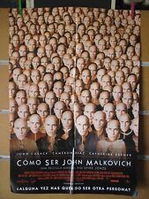 1448      COMO SER JONH MALKOVICH