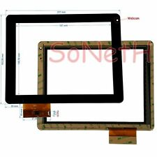 "Vetro Touch screen Digitizer 9,7"" SYSBAY S-MP99 Tablet PC Nero"