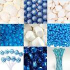 1.8kg DIY Blue White Silver Lollies Choc Candy Bar Wedding Party Frozen Theme