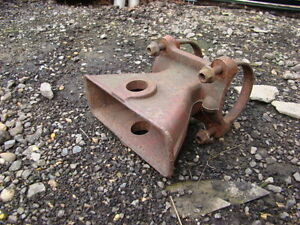 FORD EUROCARGO TOW PIN HOLDER HORSEBOX OR RECOVERY OR FARM TRAILER ETC