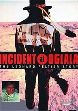 Incident at Oglala Leonard Peltier St 0012236129035 With Robert Redford DVD