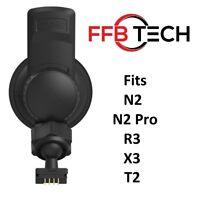 Vantrue N2/N2 Pro/T2/R3/X3 Dash Cam Suction Cup Mount w/GPS Receiver (Windows)