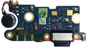 Ladebuchse Mikrofon Platine Flex USB Charging Port Vibrator HTC U11