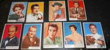 New listing 1953 Topps Hollywood Movie Stars Who-Z-At Star?