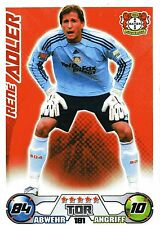 181 Rene Adler - Bayer Leverkusen - TOPPS Match Attax 2009/2010