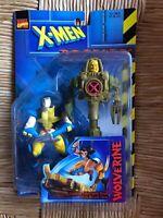 Toybiz 1997 Marvel Comics X-Men Robot Fighters Wolverine Action Figure
