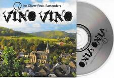 IAN OLIVER ft EASTENDERS - Vino Vino CD SINGLE 4TR Cardsleeve 2008 House