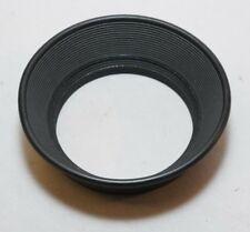 Olympus OM Camera Zuiko 28-48/4 Zoom Rubber Lens Hood Shade
