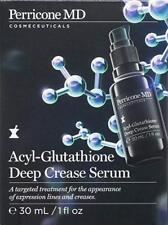 Perricone MD Acyl-Glutathione Deep Crease Serum, 1 oz NIB