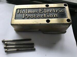 YORK SAFE & LOCK CO. - VAULT DOOR ELECTRICAL CONTACT - 1930'S - RARE