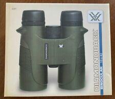 Vortex Optics Diamondback 10x42 Roof Prism Binocular D241 with Case FAST SHIP!