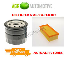 DIESEL SERVICE KIT OIL AIR FILTER FOR FORD TRANSIT 230 2.5 101 BHP 1995-00
