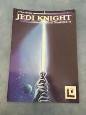 Star Wars Jedi Knight Dark Forces II Collectible Promo Advertising Postcard '97