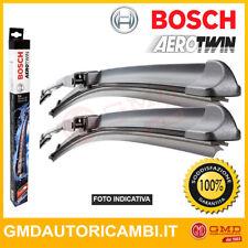 2 SPAZZOLE TERGICRISTALLO AEROTWIN Anteriore BOSCH 3397007557 SEAT VW