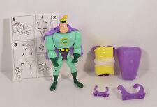 "1994 Commander Cash 4.5"" Toy Island Orion Action Figure Robocop Animated Series"