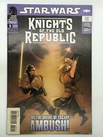 STAR WARS #3 DARK HORSE 2006 MODERN AGE COMIC BOOK KNIGHTS OF THE OLD REPUBLIC!