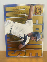 Bernie Williams Insert NY 1997 Pacific Latinos of the Major Leagues LM-16 NM
