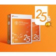 Paragon Hard Disk Manager™ 25 Anniversary