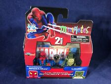 X2-43 MINIMATES ACTION FIGURE 2-PACK - SPIDER-MAN & LIZARD - MARVEL