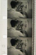 GEM SPACE SAVER COMMERCIAL B & W  16MM FILM MOVIE ROLLED NO REEL D57