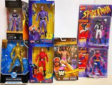Action Figure Lot (NECA, DC, Marvel Legends, Elite)