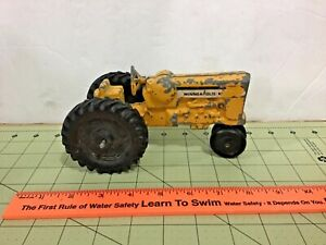 Vintage 1/24 scale Minneapolis Moline M-602 LP tractor, FREE shipping!