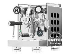 Rocket Appartamento «Schwarz» 2-Kreissystem Espressomaschine - NewYorkCoffe.de