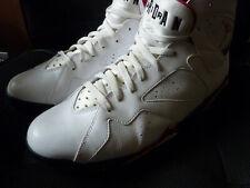 Air Jordan VII - Retro Cardinal White/Red - Size 14 - 304775-104