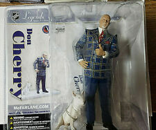 Don Cherry and Dog Blue NHL Legends Series 3 McFarlane