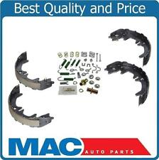 Emergency Parking Brake Shoe Set With Springs B859 For 99-06 RX300 2Pc Kit