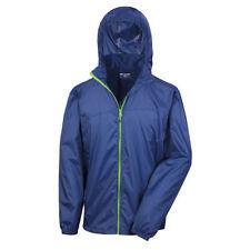 Nylon Hooded Raincoats for Men