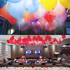 60 Pack LED Balloons Light Up Balloons PERFECT PARTY Decoration Wedding Birthday
