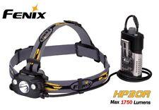 New Fenix HP30R Cree XM-L2 1750 Lumens LED Headlight Headlamp (NO battery) Black
