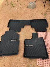 For ACURA RDX 2007-2019 Waterproof Non-slip Carpets floor mat