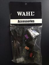Wahl Accessory Kit for KMSS & KM2 - Attach Combs Scissors Blade Oil Comb Brush