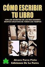 Publica Tu Libro en Amazon: Cómo Escribir Tu Libro : ¡con Los Secretos de Los...